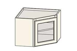 Deluxe Chocolate Shaker RTA Cabinets: FGDWDC2418